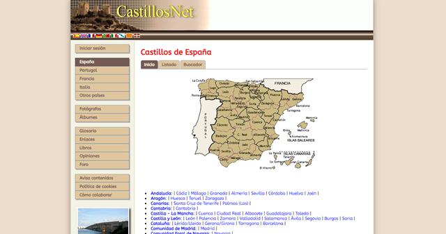 castillos.net